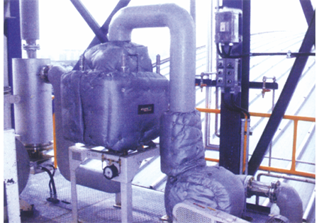 Industry Thermal Insulating Equipment